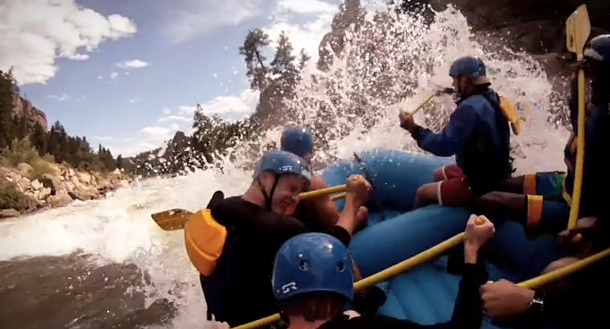 Whitewater Rafting Arkansas River Colorado
