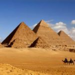 Egypt Pyramids & Camels