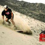 Inca Thakhi - Sand Boarding