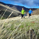 women trail running 200px