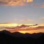 Sunset - Kyrgyzstan